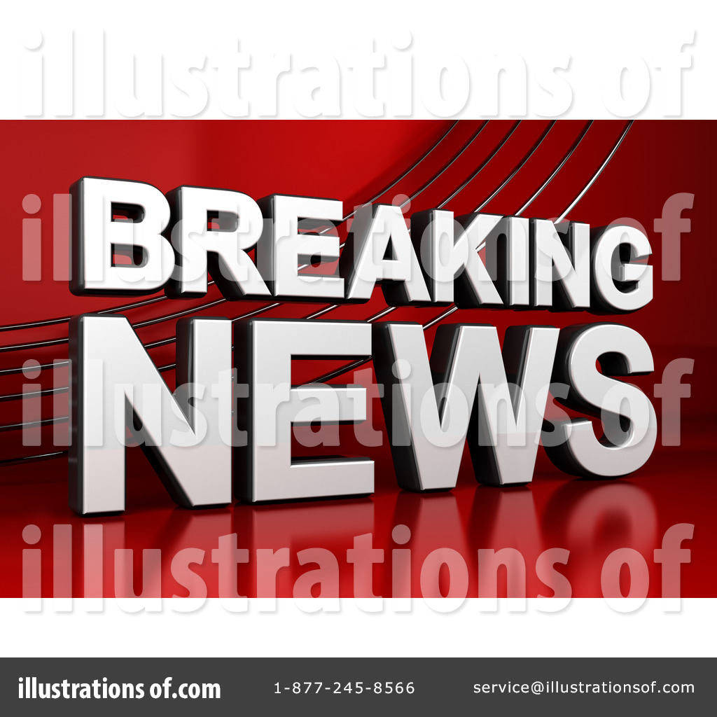 breaking news clipart  1117222