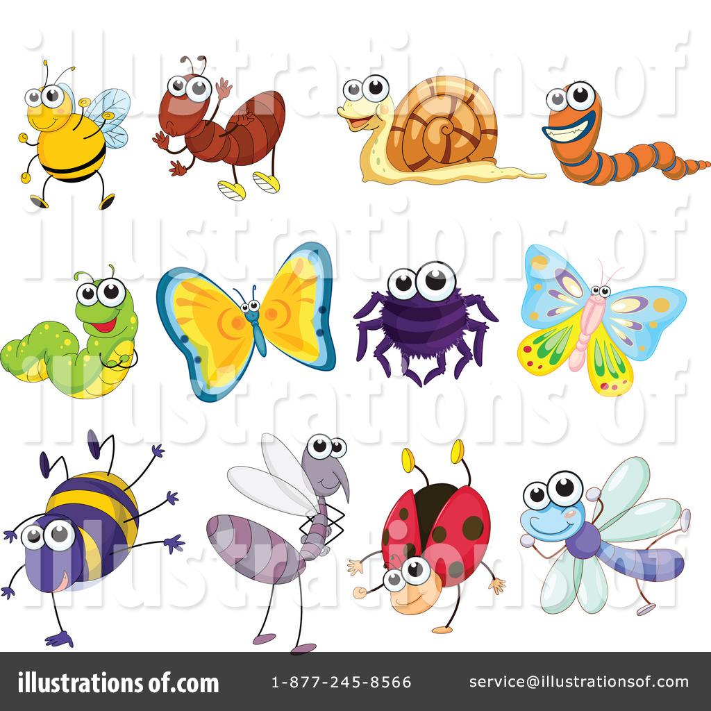 bug clipart 1120664 illustration by graphics rf rh illustrationsof com free cartoon bug clipart free lightning bug clipart