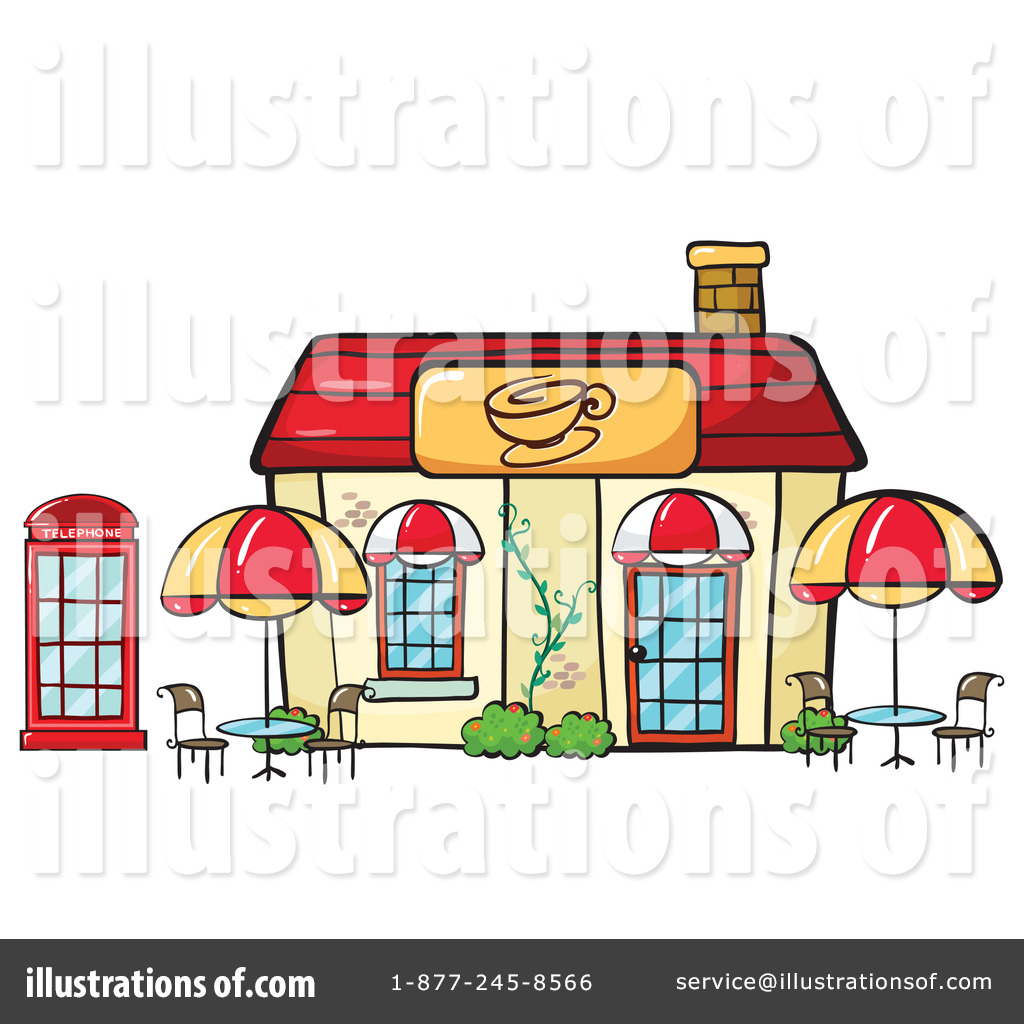 cafe clipart 1151137 illustration by graphics rf rh illustrationsof com café clipart cafe clipart vector