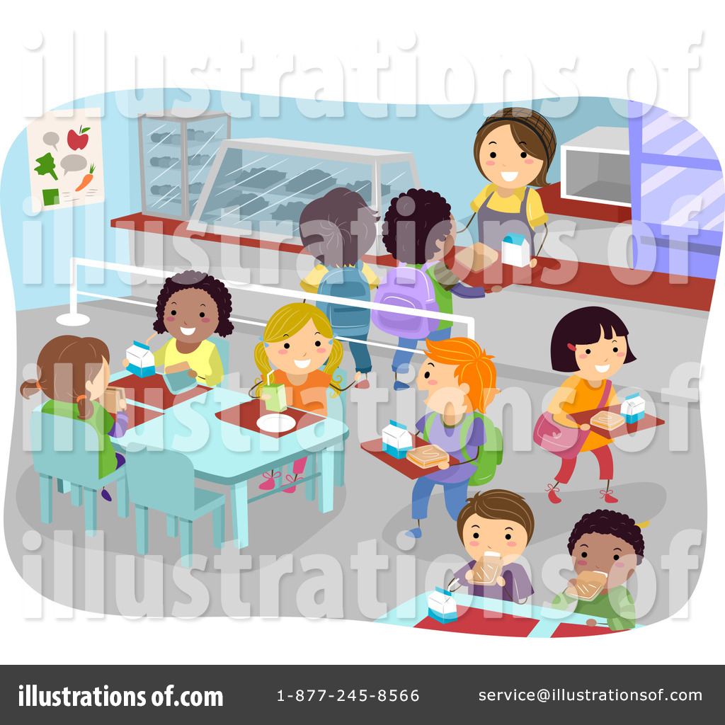 cafeteria clipart 1221283 illustration by bnp design studio rh illustrationsof com clipart cafeteria food cafeteria clipart free