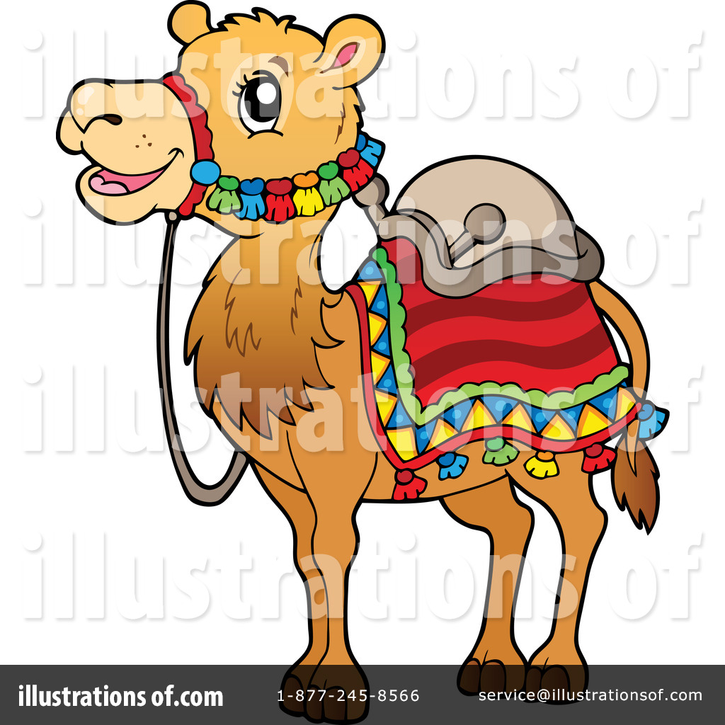 camel clipart 1090369 illustration by visekart
