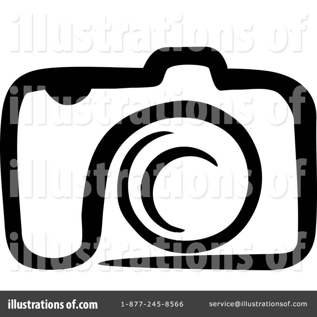 camera clipart 1223096 illustration by vector tradition sm rh illustrationsof com camera pic clipart surveillance camera images clipart