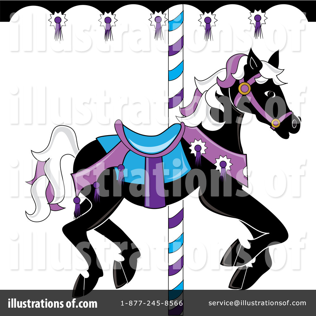 carousel horse clipart 76478 illustration by pams clipart rh illustrationsof com carousel horse clipart free carousel horse clipart black and white
