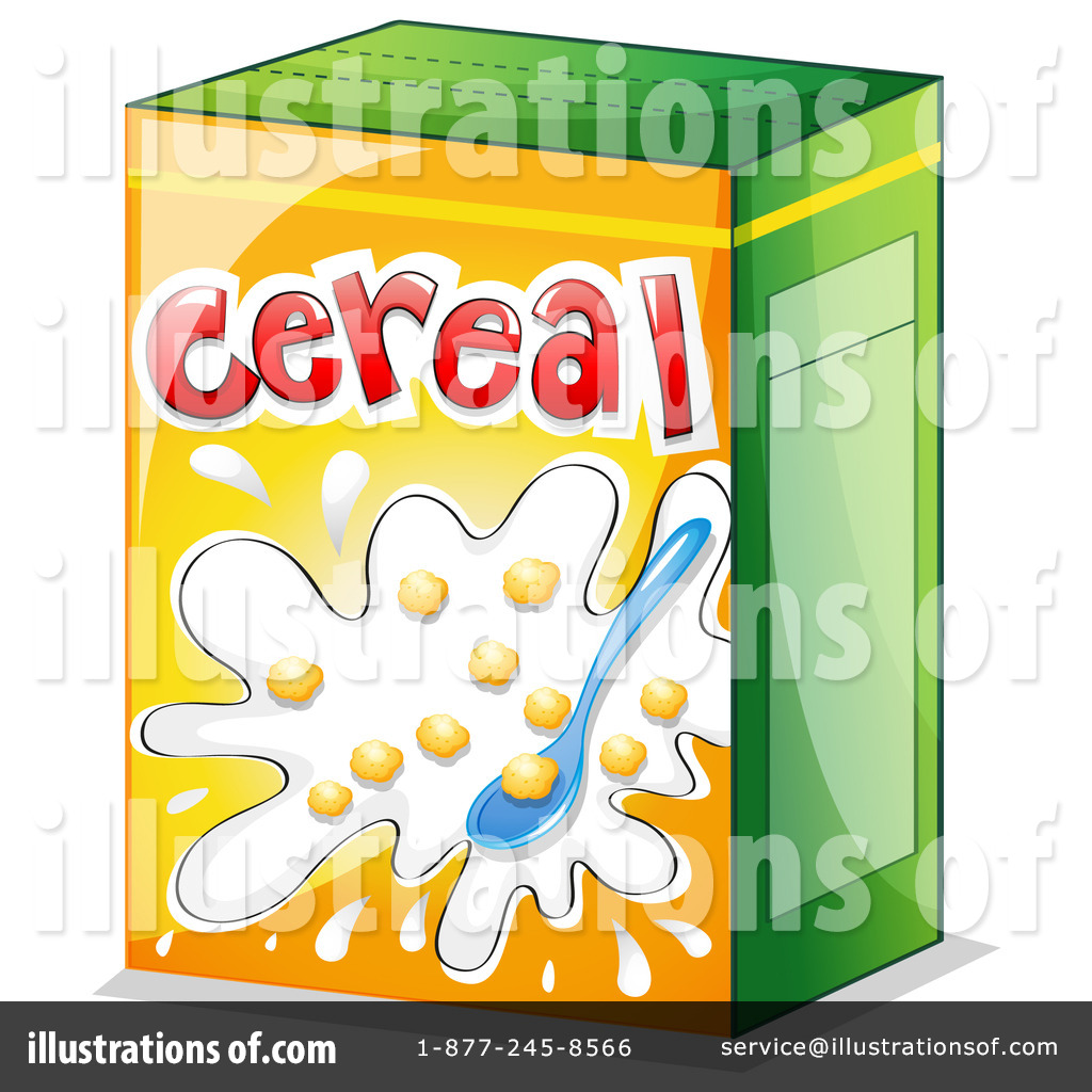 Cereal Clipart 1244939 Illustration By Graphics Rf