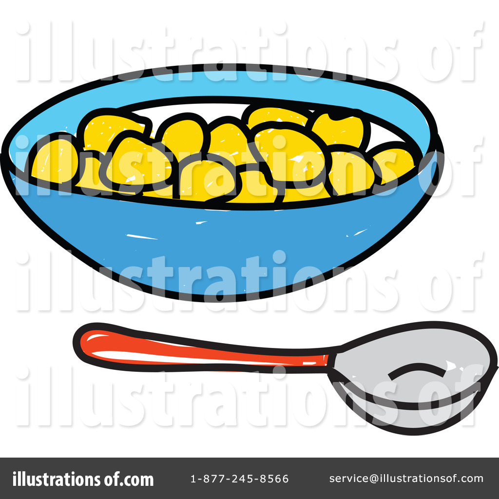 cereal clipart 66066 illustration by prawny rh illustrationsof com free clipart cereal cereal bowl clip art