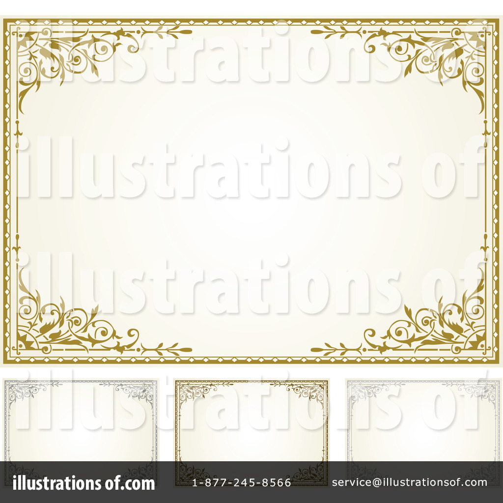 Certificate clipart 91801 illustration by bestvector royalty free rf certificate clipart illustration 91801 by bestvector xflitez Images