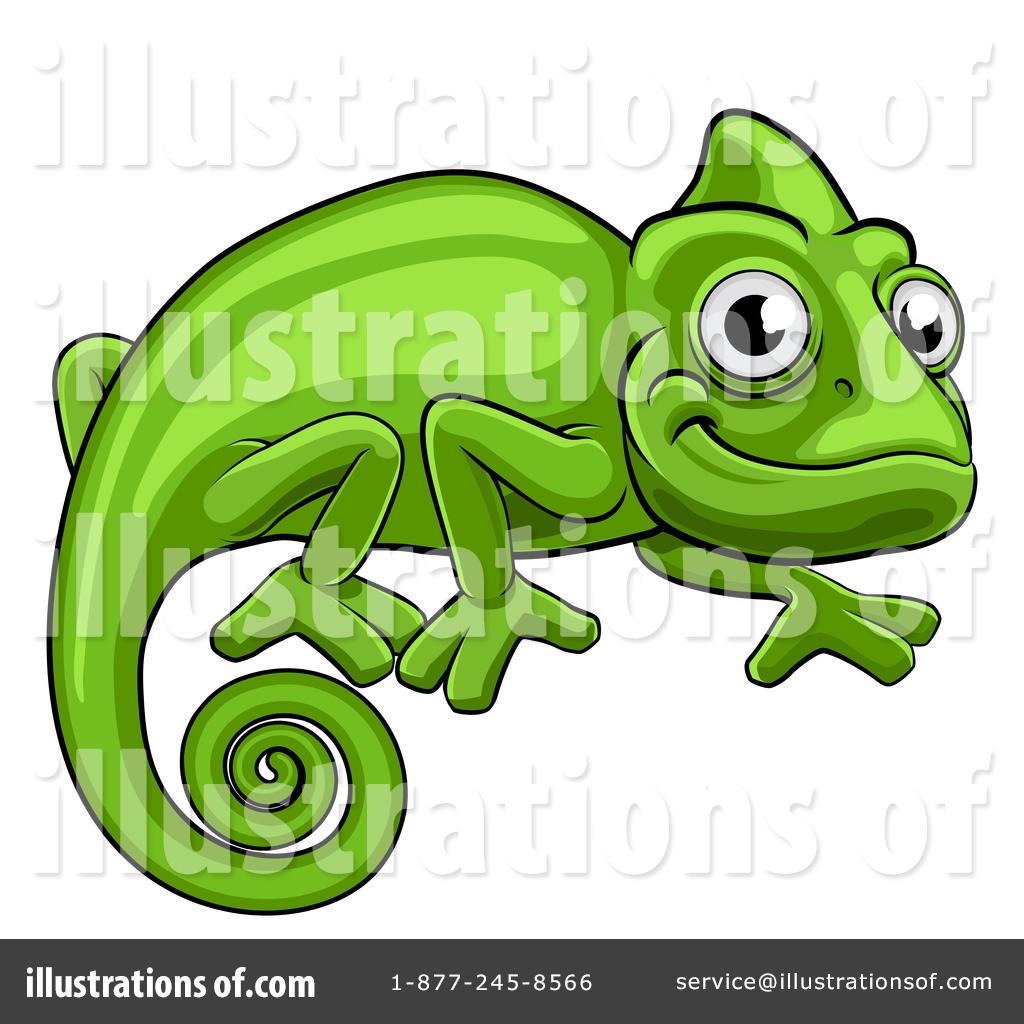 chameleon clipart 1417717 illustration by atstockillustration rh illustrationsof com cute chameleon clipart free red chameleon clipart