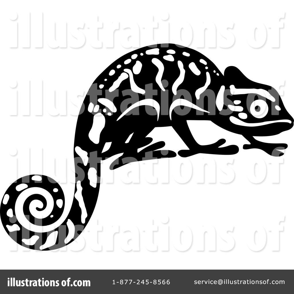 chameleon clipart #1230388 - illustrationvector tradition sm