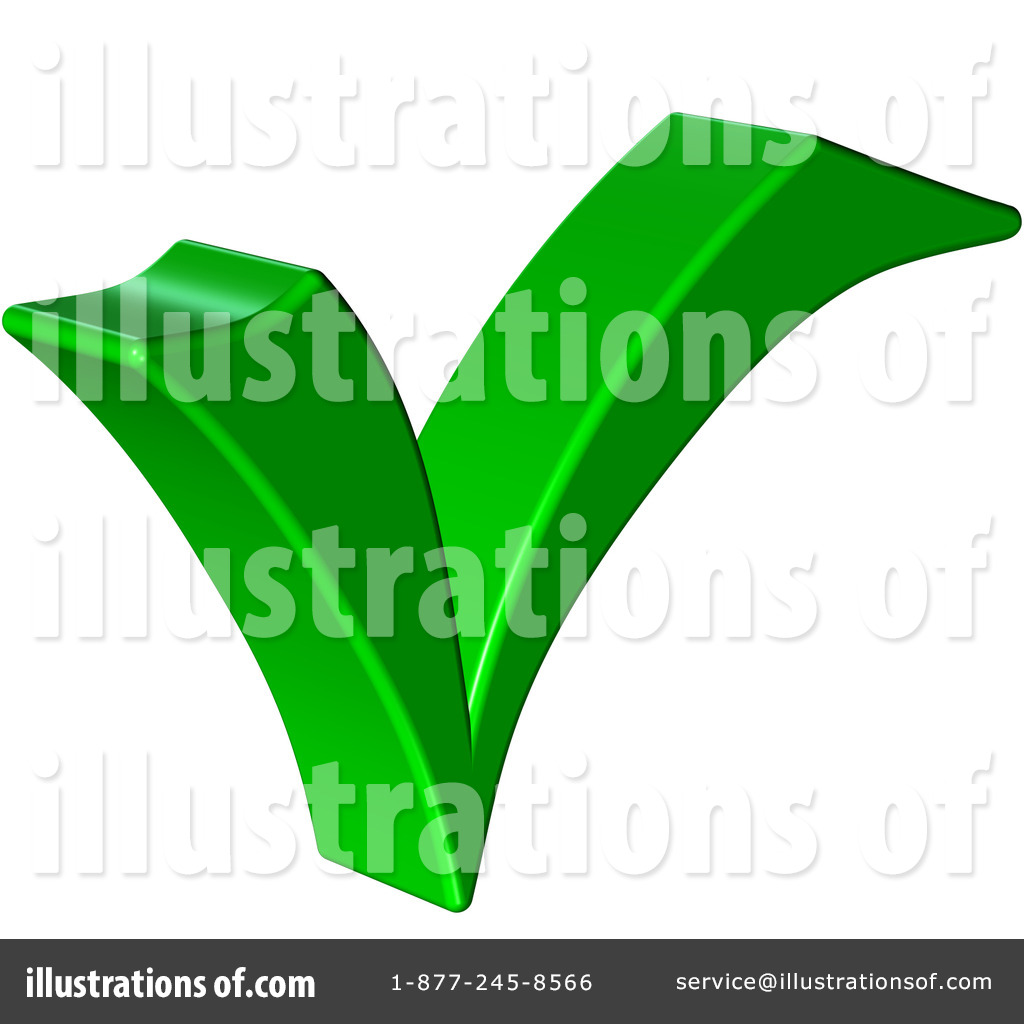 Check Mark Clipart 225758 Illustration By Macx