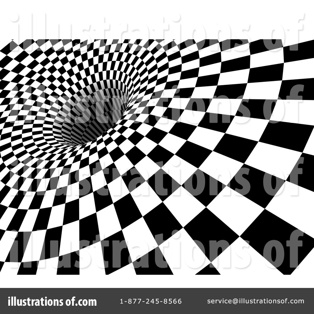 Checkered Clipart #61838 - Illustration by ShazamImages