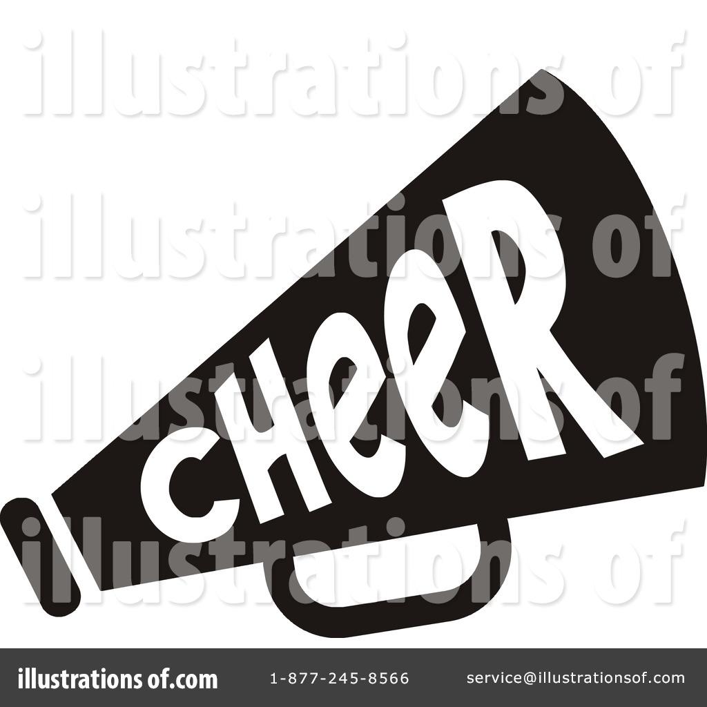 cheerleading clipart 1114659 illustration by johnny sajem rh illustrationsof com