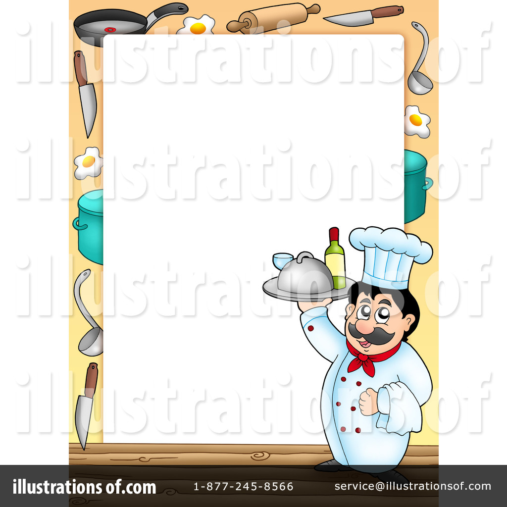 Chef Clipart #221024 - Illustration by visekart
