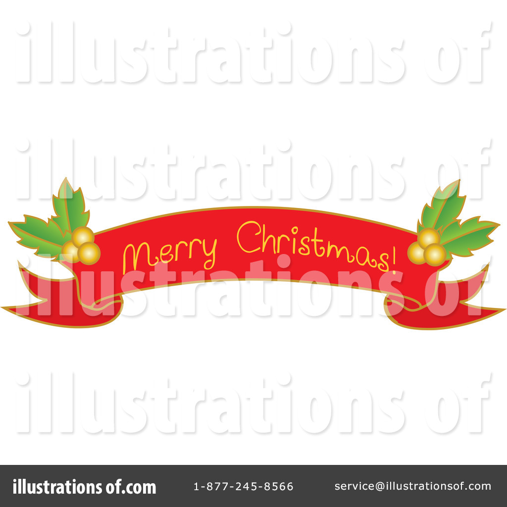 christmas banner clipart 436242 illustration by pams clipart rh illustrationsof com Free Christmas Border Clip Art free christmas banner clipart