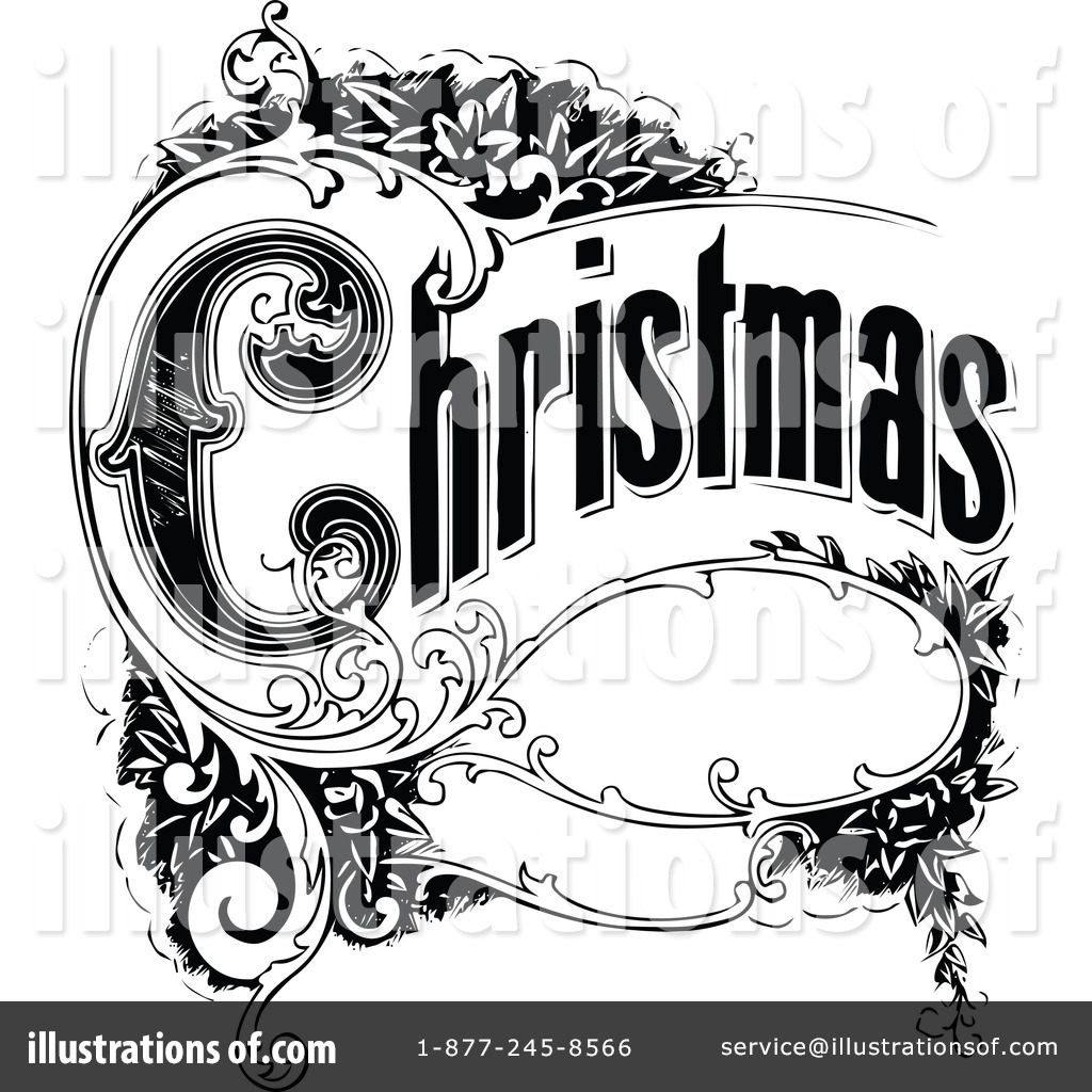 Royalty Free (RF) Christmas Clipart Illustration #1113189 By Prawny Vintage