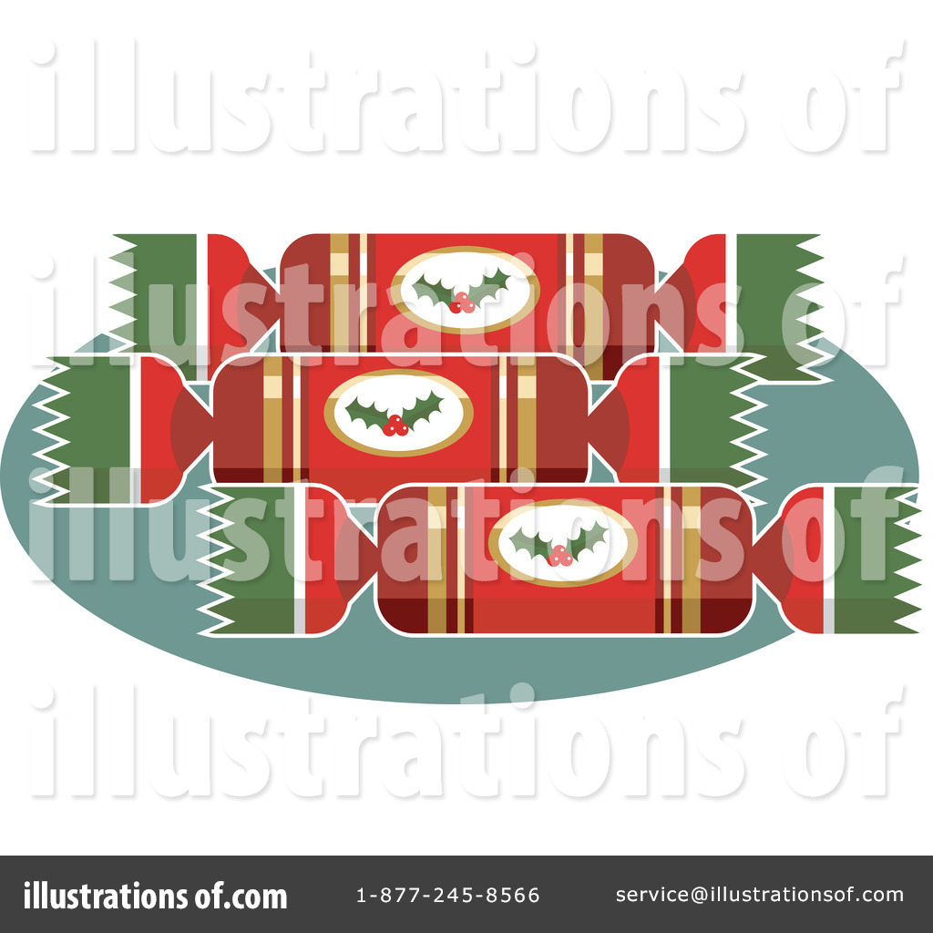 Christmas Crackers Clipart #66635 - Illustration by Prawny
