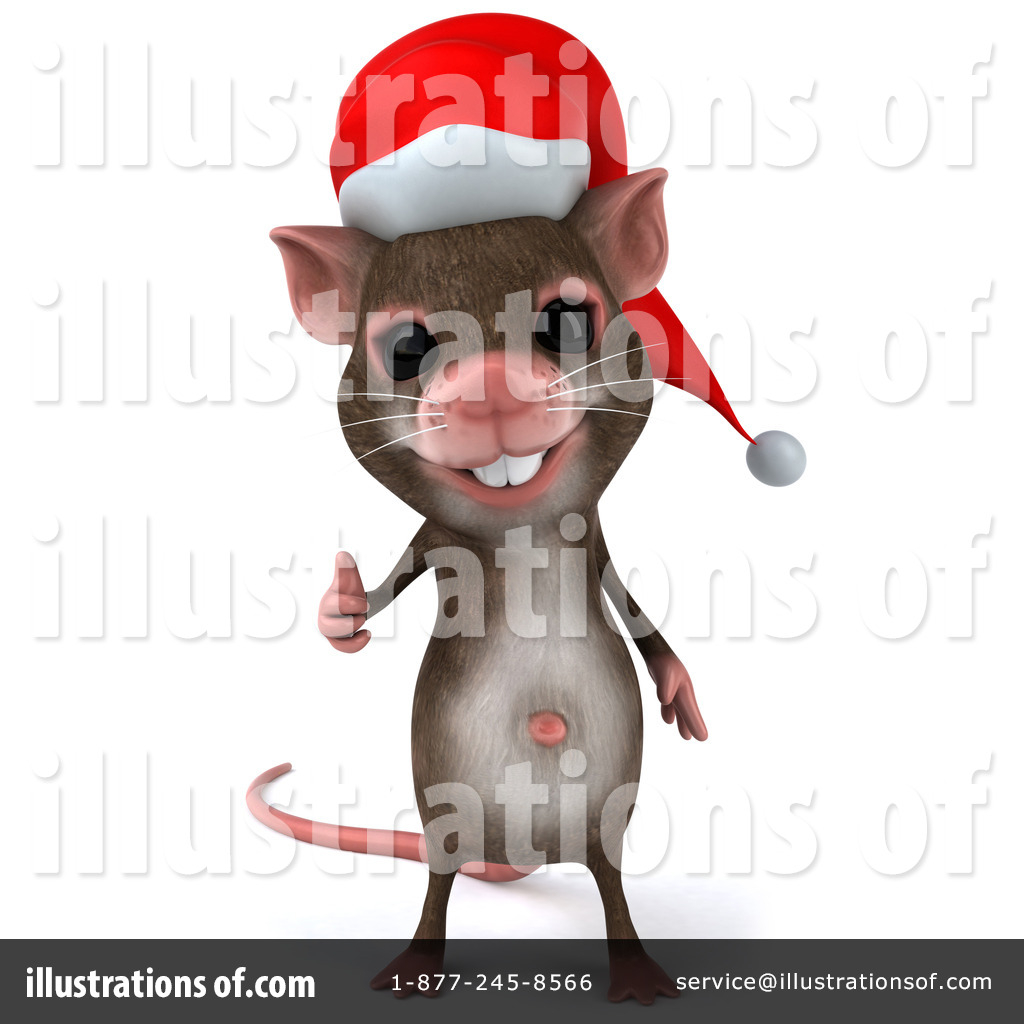 christmas mouse clipart 435553 illustration by julos rh illustrationsof com christmas mouse clipart free christmas moose clip art