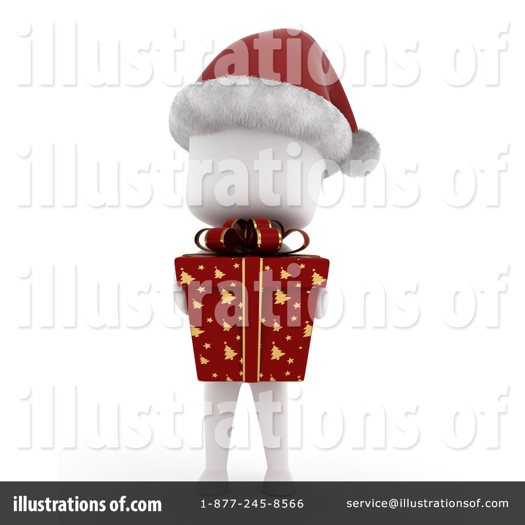 Christmas Present Clipart #1086903 - Illustration by BNP Design Studio