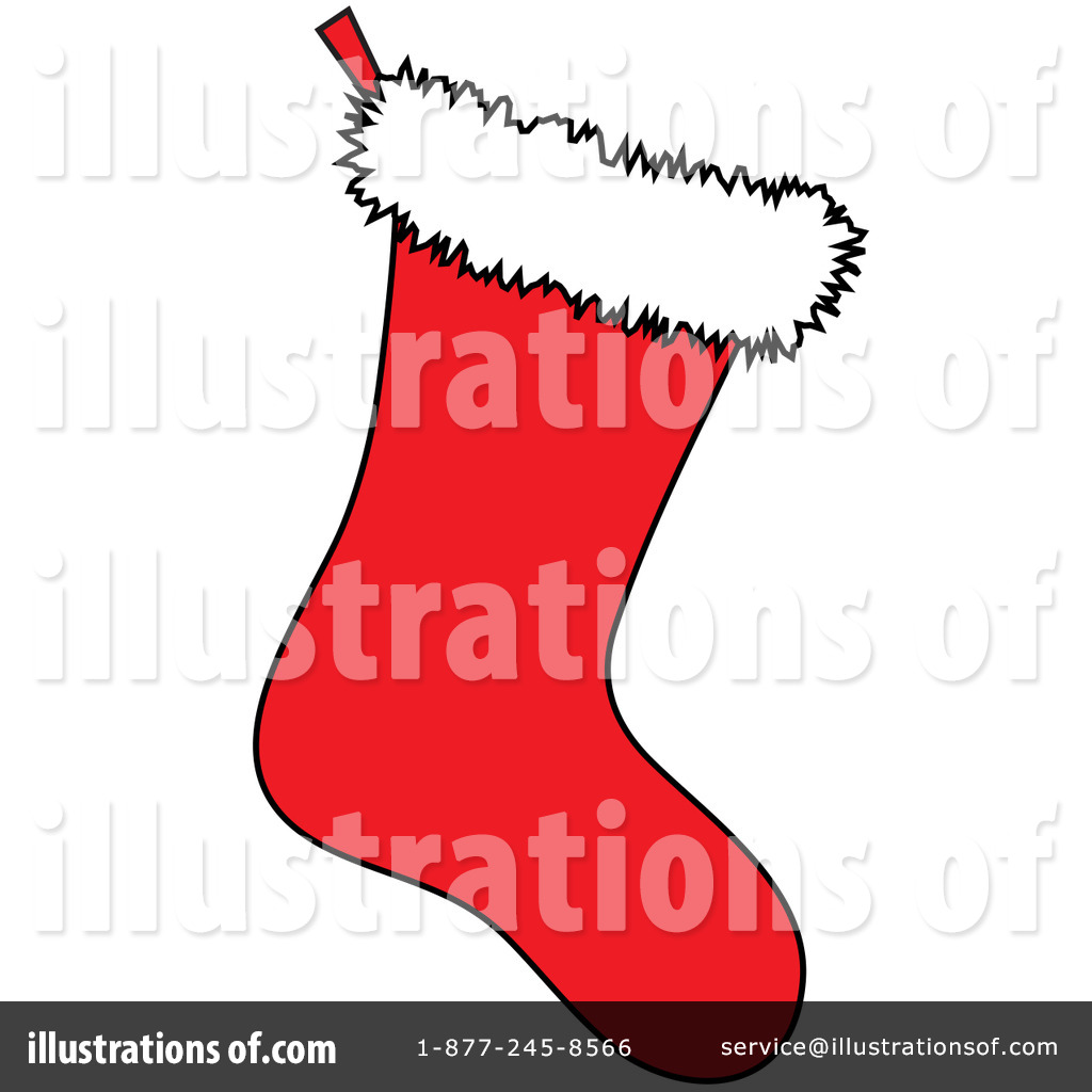 Christmas Stocking Clipart.Christmas Stocking Clipart 77709 Illustration By Pams Clipart