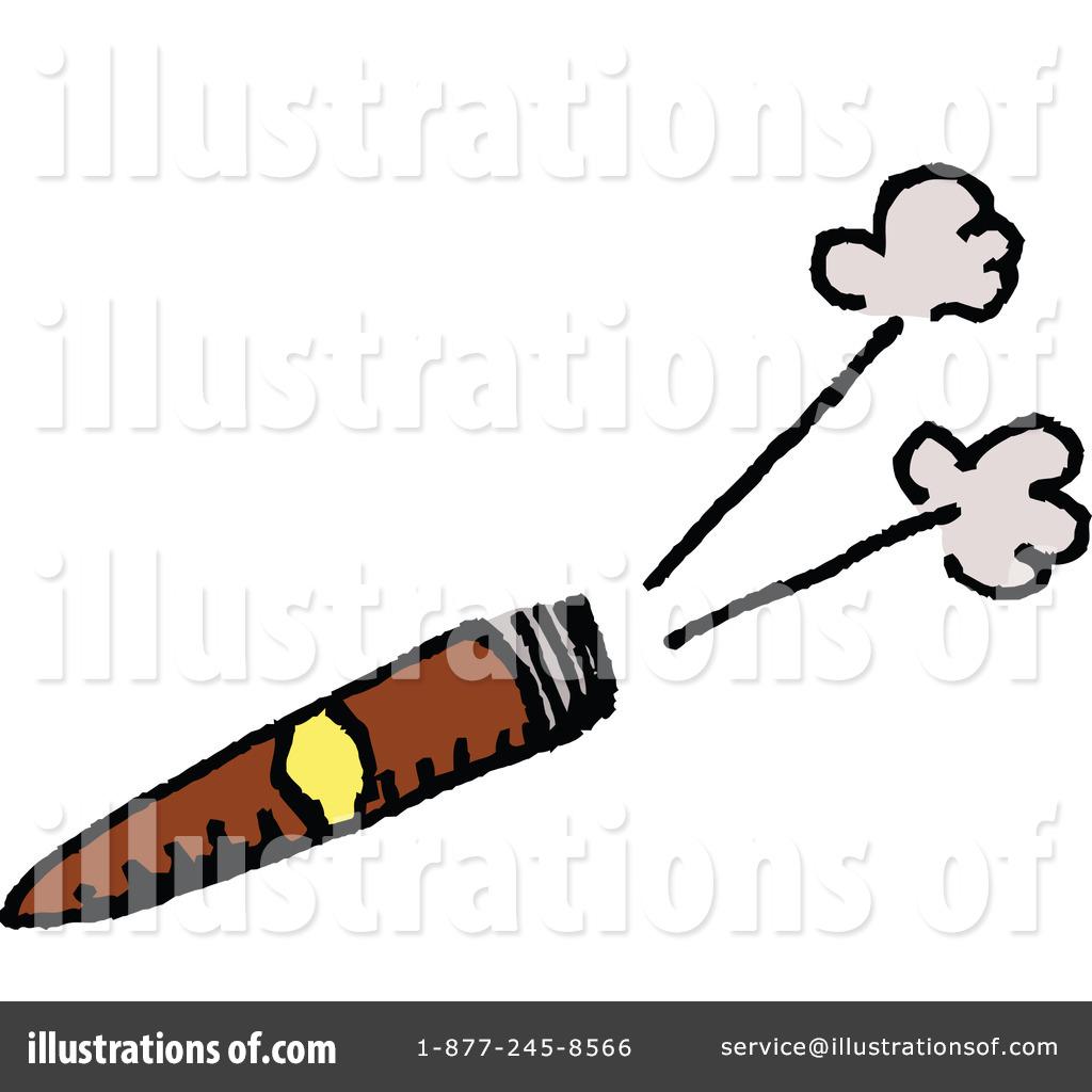 cigar clipart 1098080 illustration by lafftoon rh illustrationsof com cuban cigar clipart cigar band clip art