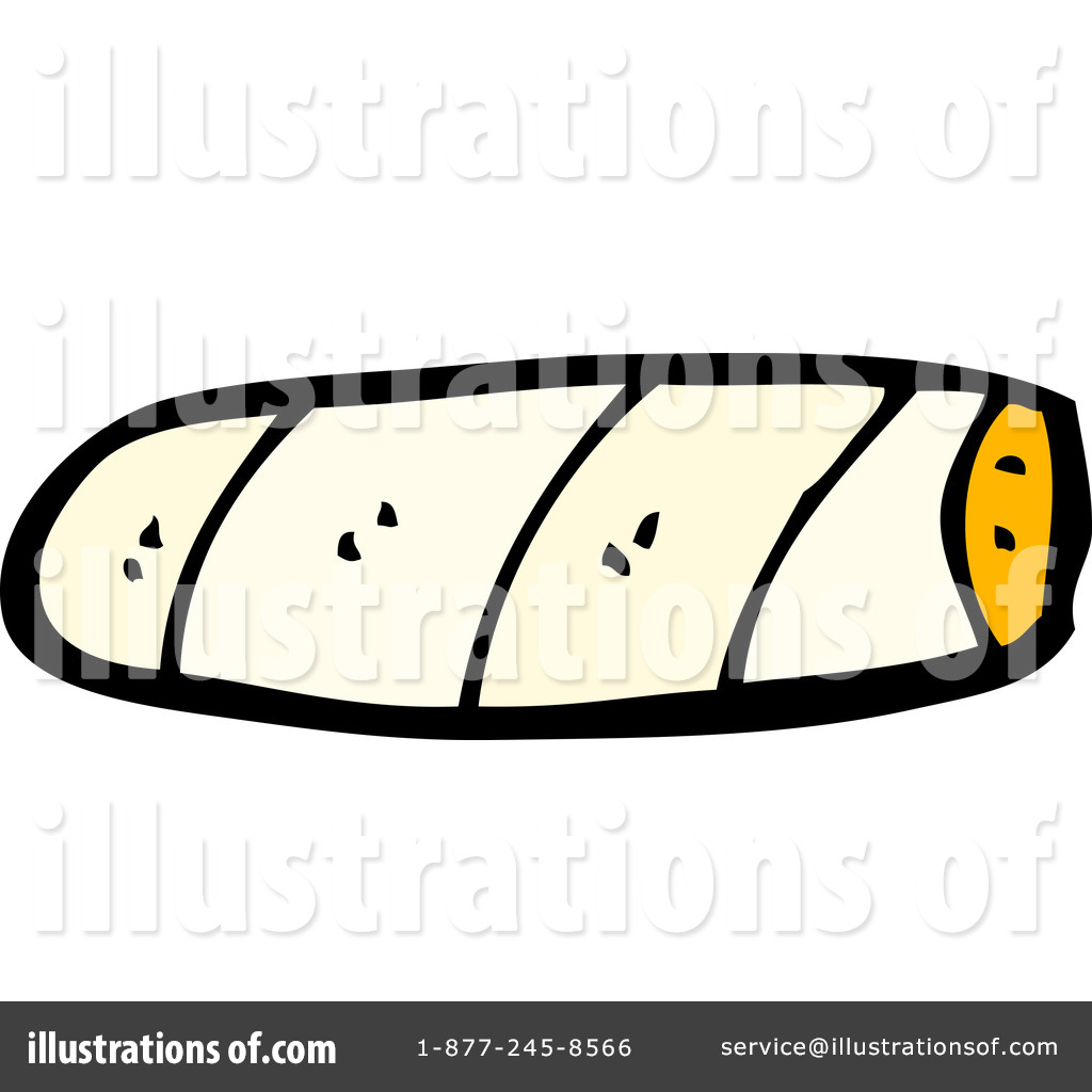 Cigarette Clipart #1148181 - Illustration by lineartestpilot