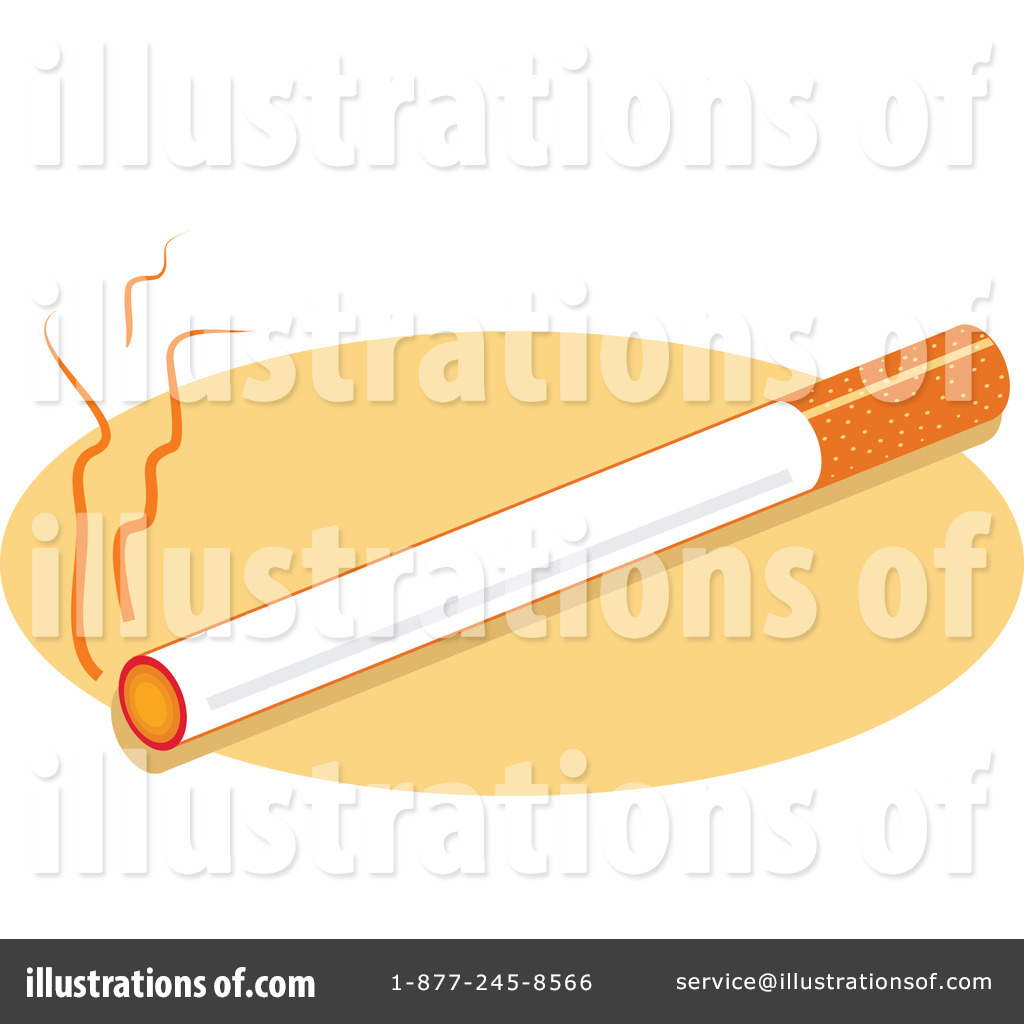Cigarette Clipart #78658 - Illustration by Prawny