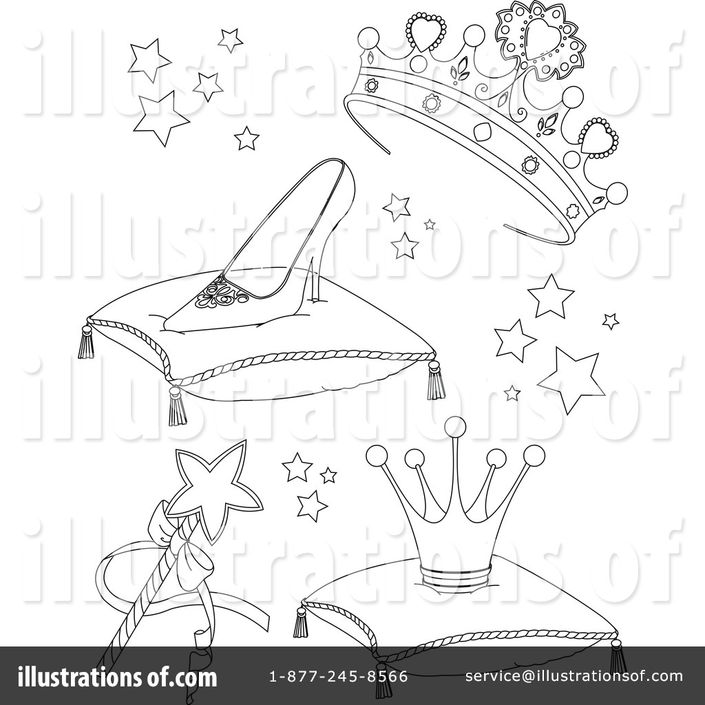 cinderella clipart 1054906 illustration by pushkin