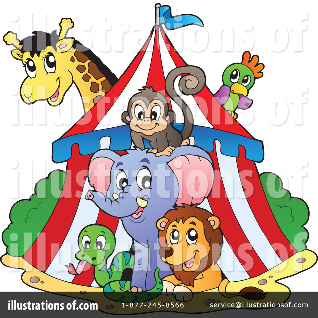 circus clipart 1088182 illustration by visekart rh illustrationsof com free clipart circus theme free circus clipart images