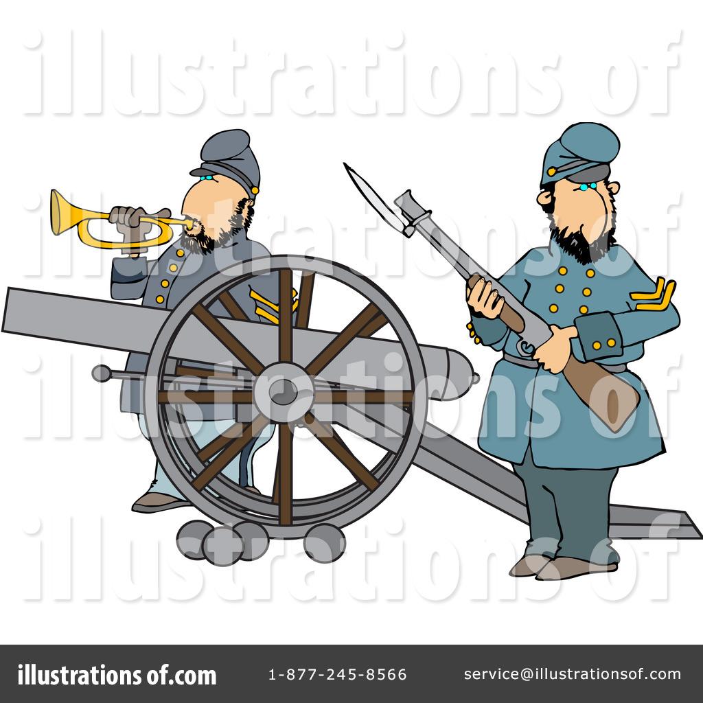 civil war clipart 1215703 illustration by djart rh illustrationsof com american civil war clip art free free civil war flag clip art