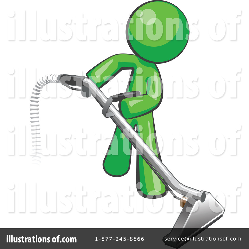 Vacuum cleaner clipart vacuum cleaner clip art - Royalty Free Rf Cleaning Clipart Illustration 1095911 By Leo Blanchette