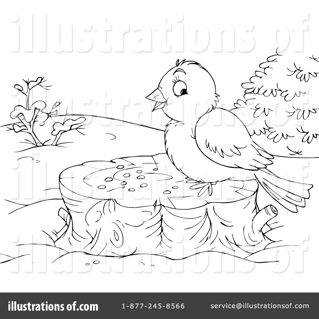 Coloring Page Clipart 101642