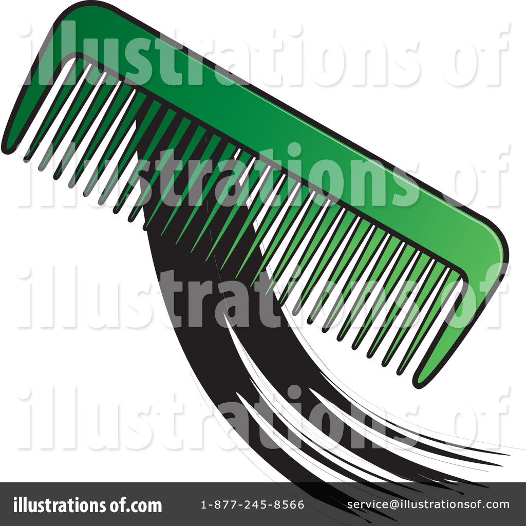 Comb Clipart #1052735 - Illustration by Lal Perera