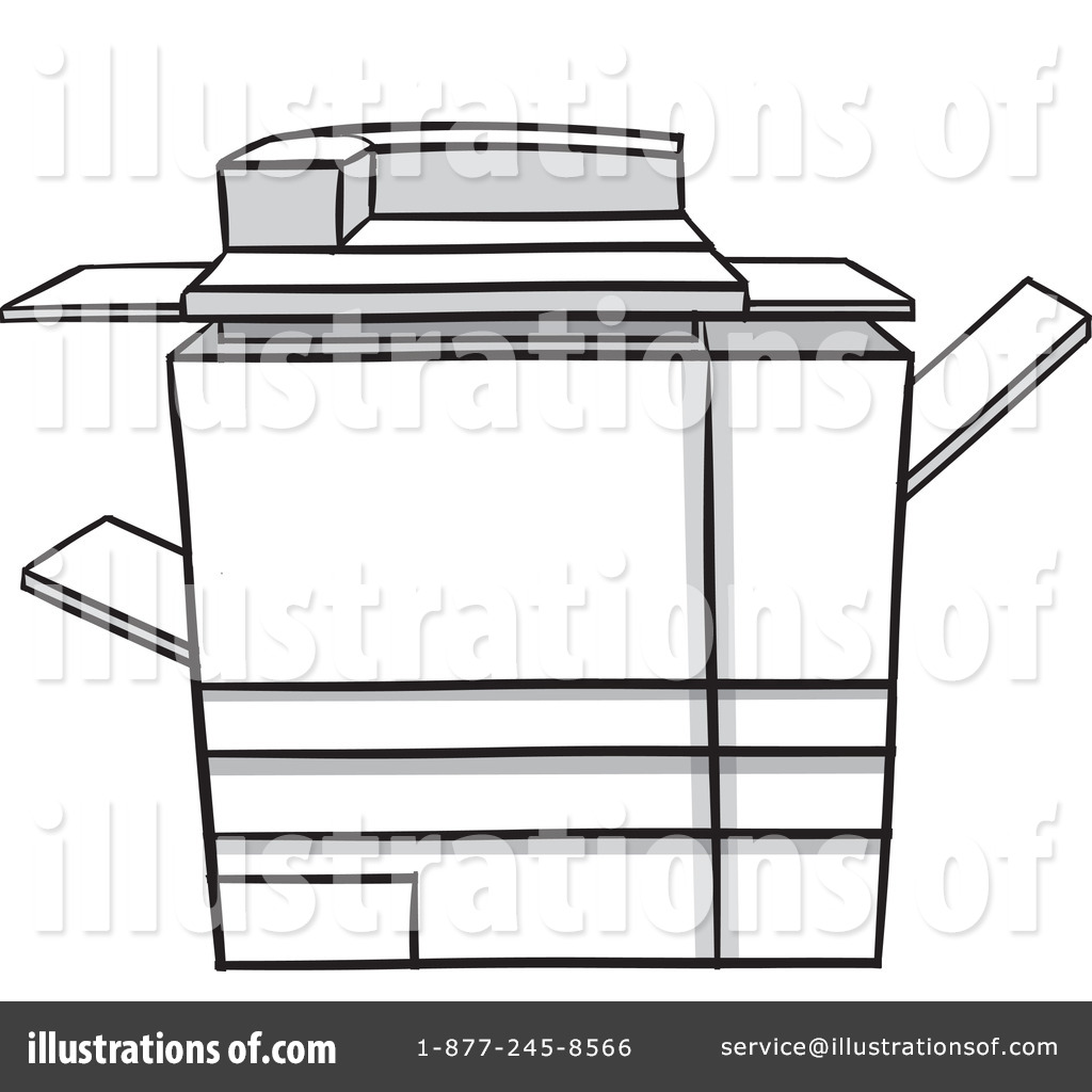Man Making A Photocopy Royalty Free Vector Clip Art - Photocopy Machine  Clip Art - Free Transparent PNG Clipart Images Download