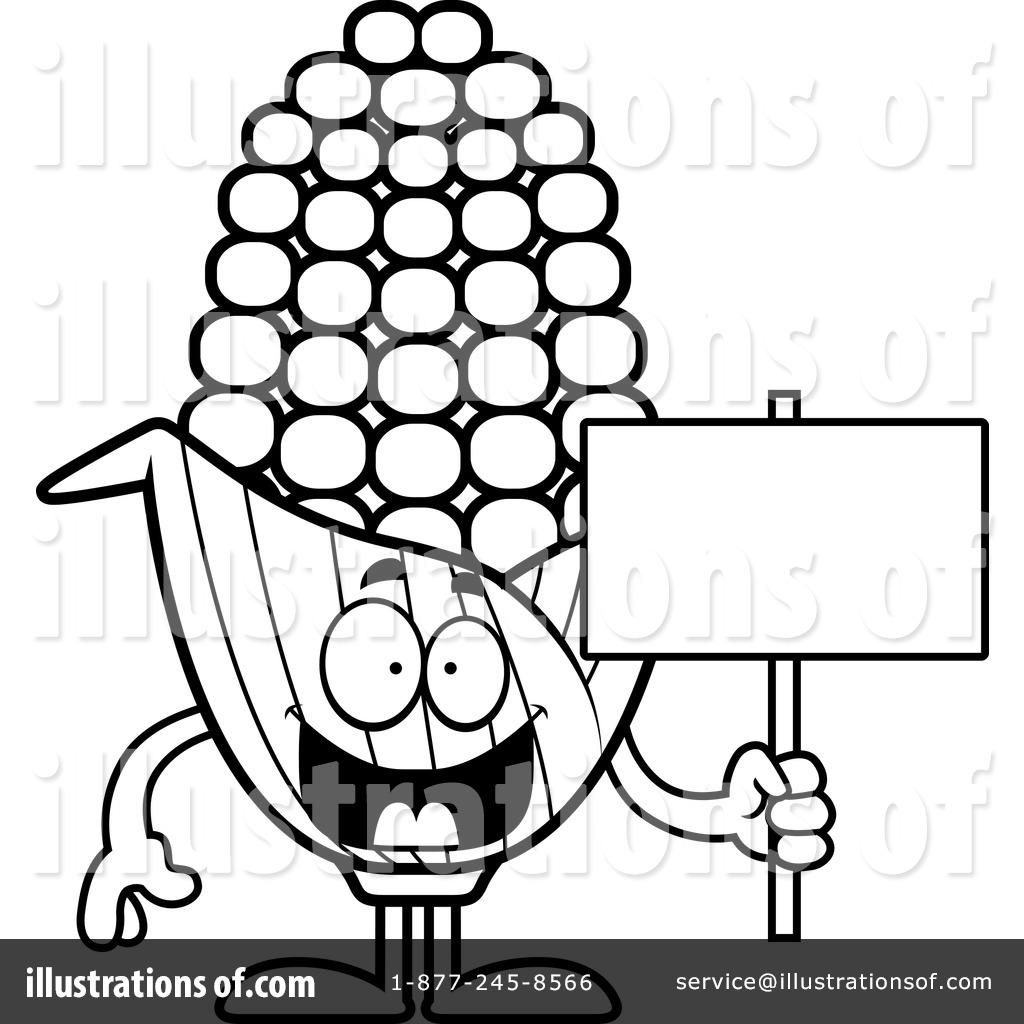 corn clipart #1127405 - illustrationcory thoman