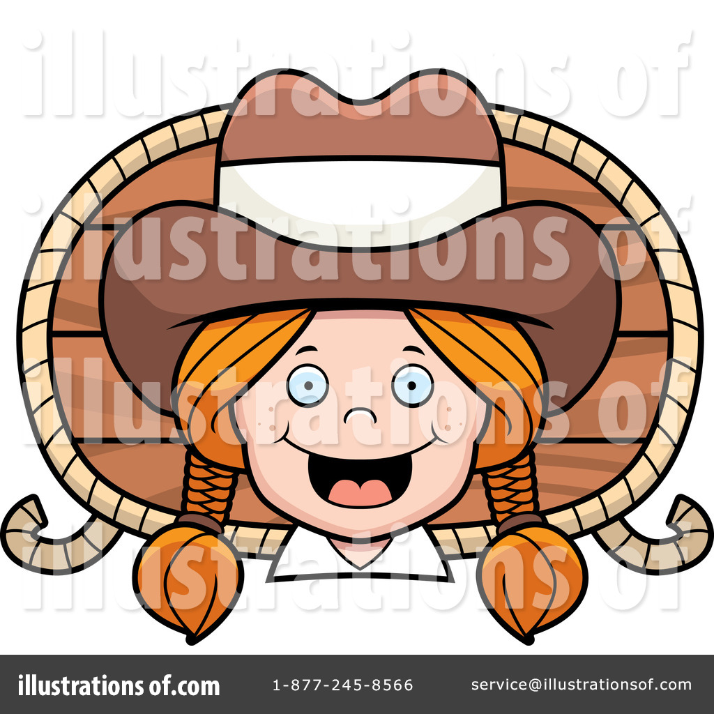 cowgirl clipart 214629 illustration by cory thoman rh illustrationsof com free clipart cowgirl hat free cowgirl clipart
