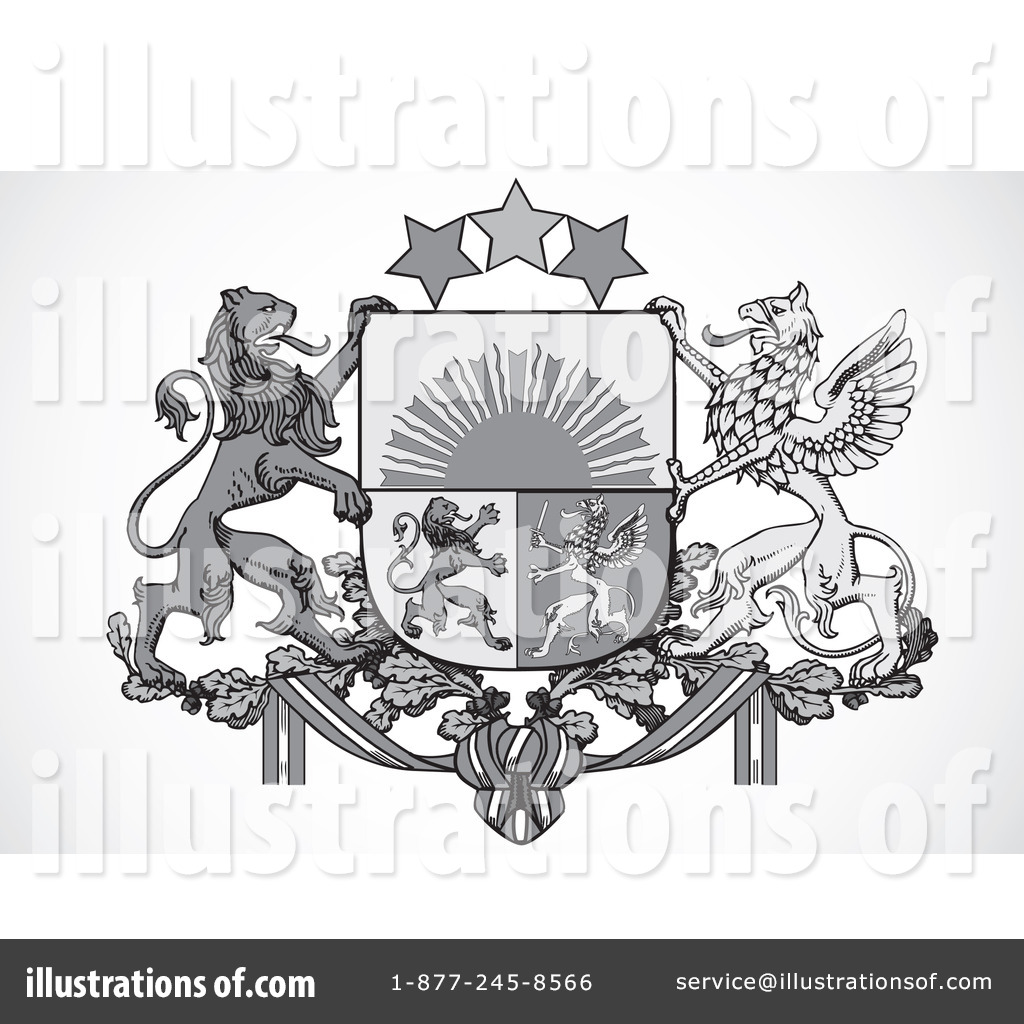 Crest Clipart #72653 - Illustration by BestVector