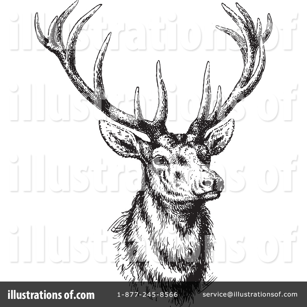 Hunting Clipart #210482 - Illustration by BestVector