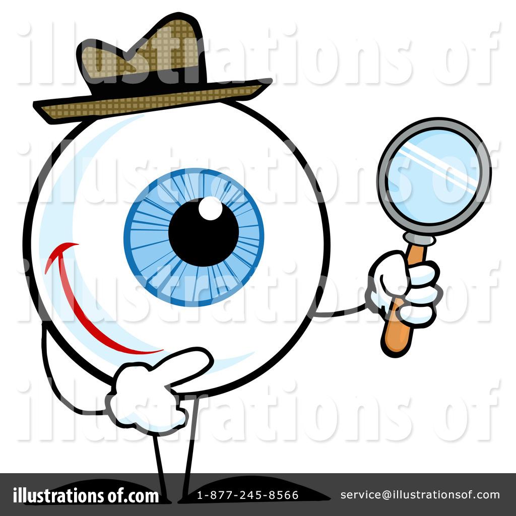 eyeball clipart 1218080 illustration by oligo rh illustrationsof com scary eyeball clipart eyeball clipart free