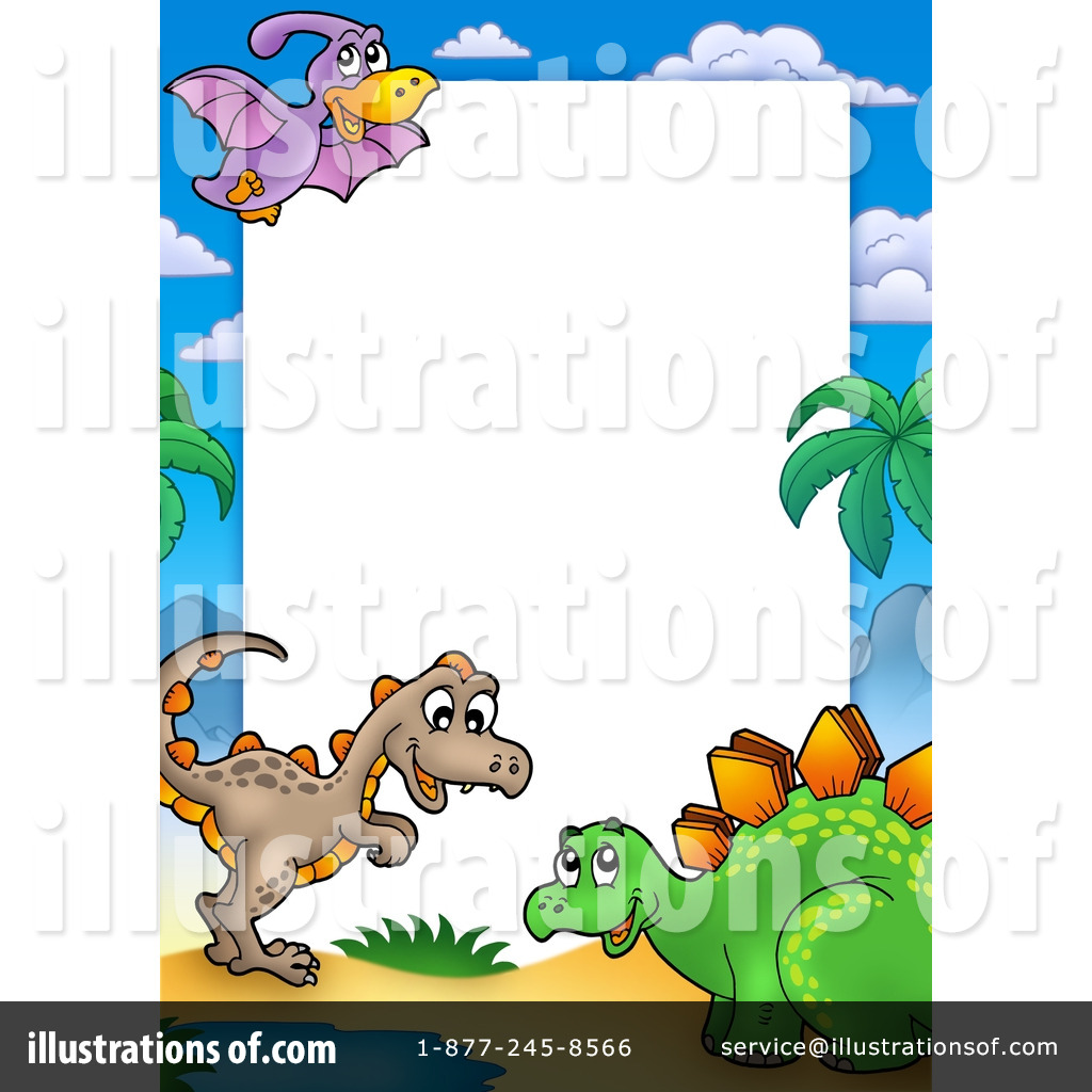 dinosaurs clipart 220735 illustration by visekart