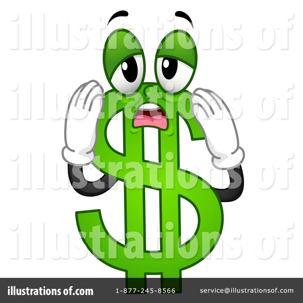 Dollar Symbol Clipart 1499853 Illustration By Bnp Design Studio