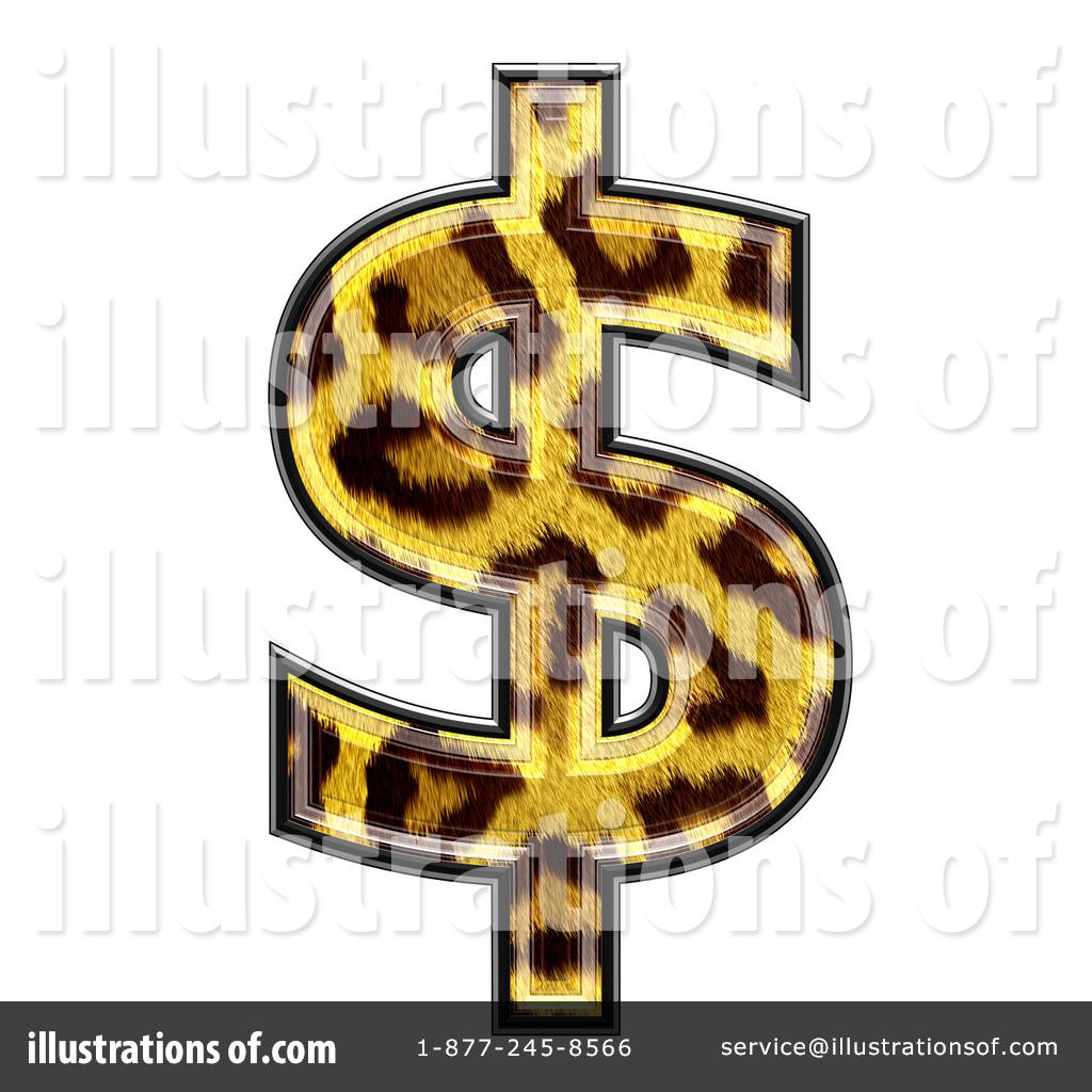 Dollar Symbol Clipart 87728 Illustration By Chrisroll