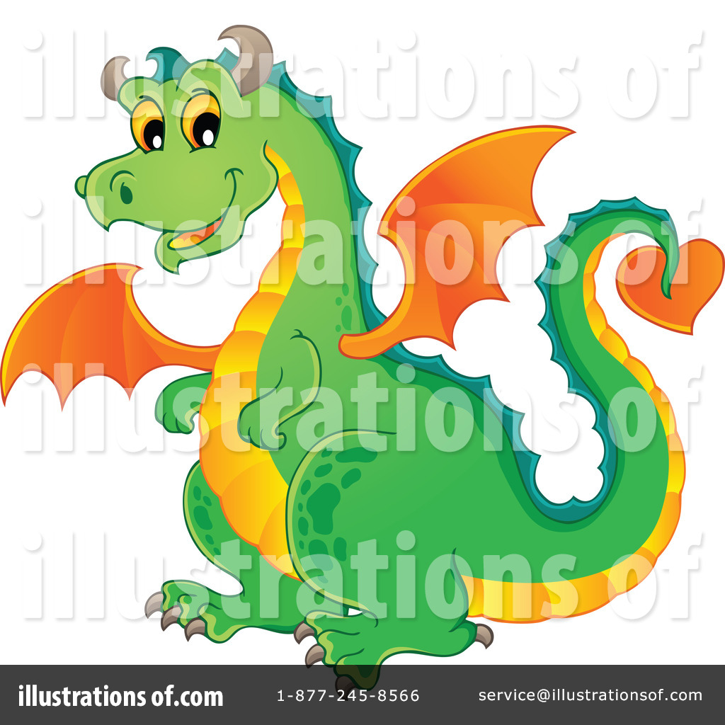 Clip Art Clipart Dragon dragon clipart 1117124 illustration by visekart royalty free rf visekart
