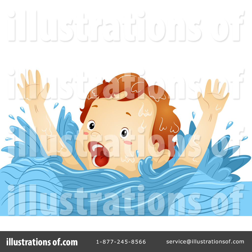 drowning clipart 1228595 illustration by bnp design studio rh illustrationsof com drawing clipart drawing clipart
