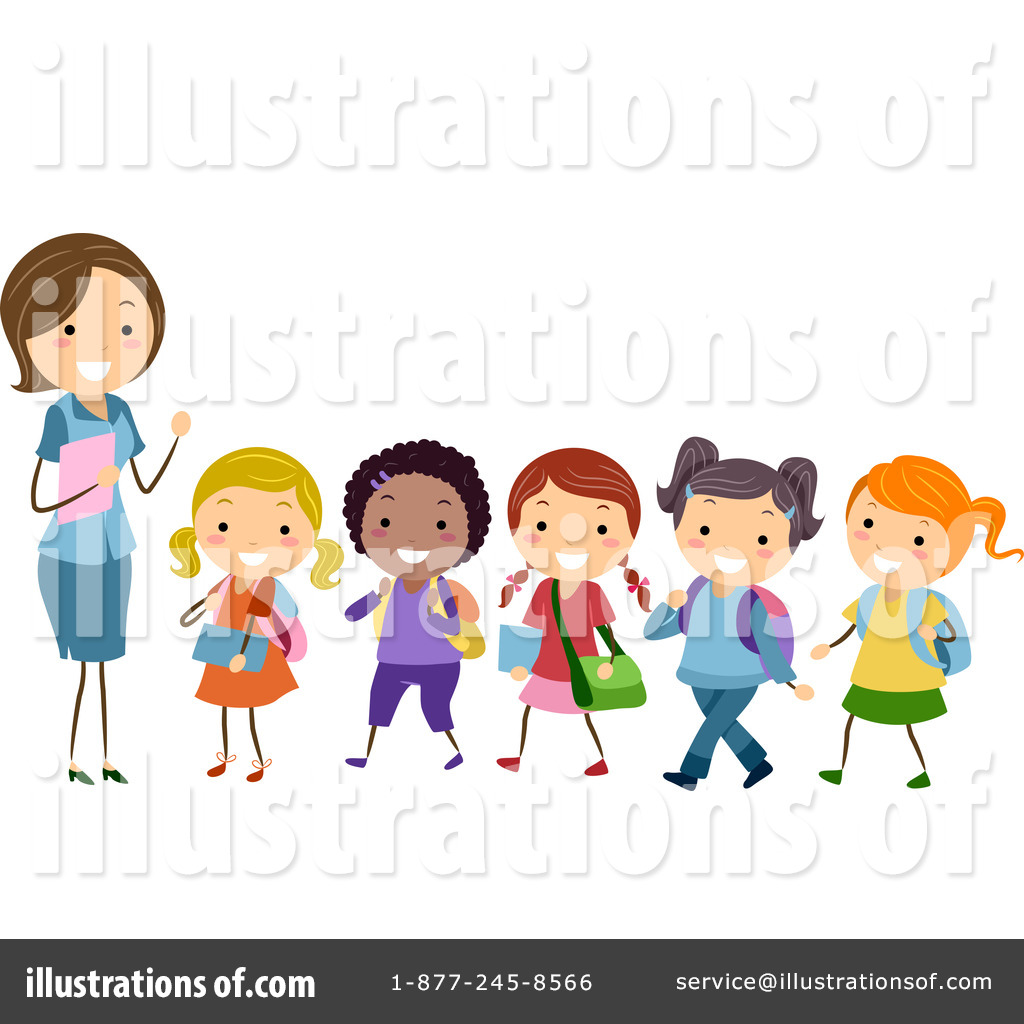Education Clipart #1069991 - Illustration by BNP Design Studio