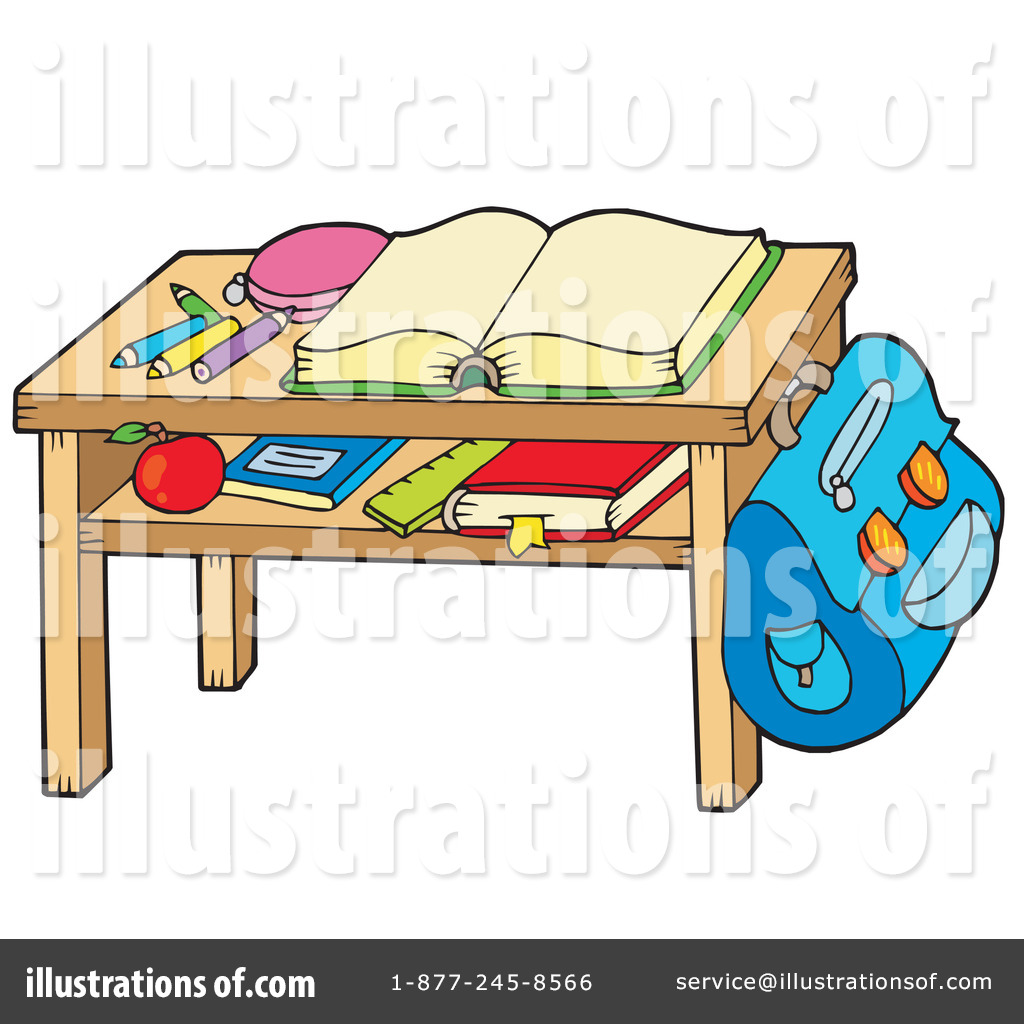 Education Clipart #214411 - Illustration by visekart