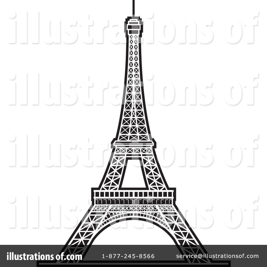 Clip Art Eiffel Tower Clipart eiffel tower clipart 1131271 illustration by lal perera royalty free rf stock sample