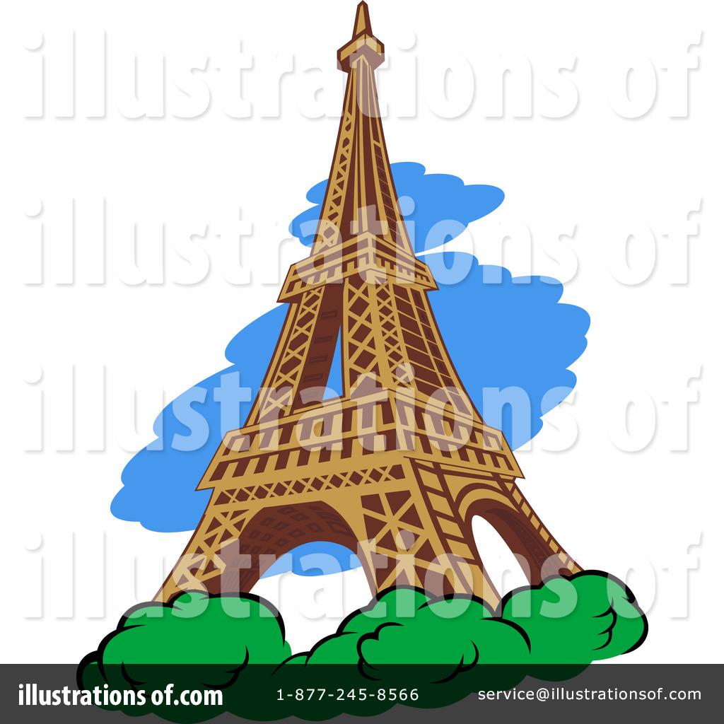 Clip Art Eiffel Tower Clipart eiffel tower clipart 1131270 illustration by lal perera royalty free rf 1115534