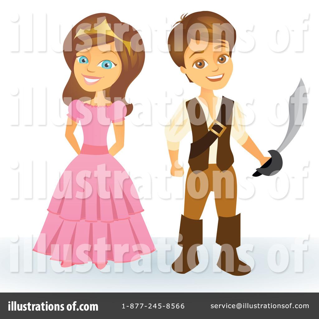 Fairy Tale Clipart #1107452 - Illustration by Amanda Kate