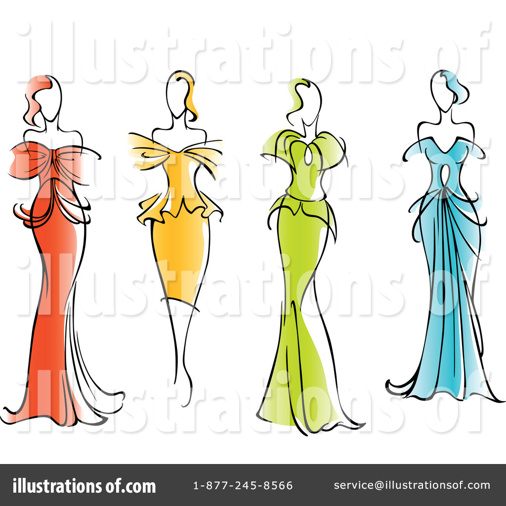 fashion clipart 1134473 illustration by vector tradition sm rh illustrationsof com free fashion clipart images free fashion accessories clipart