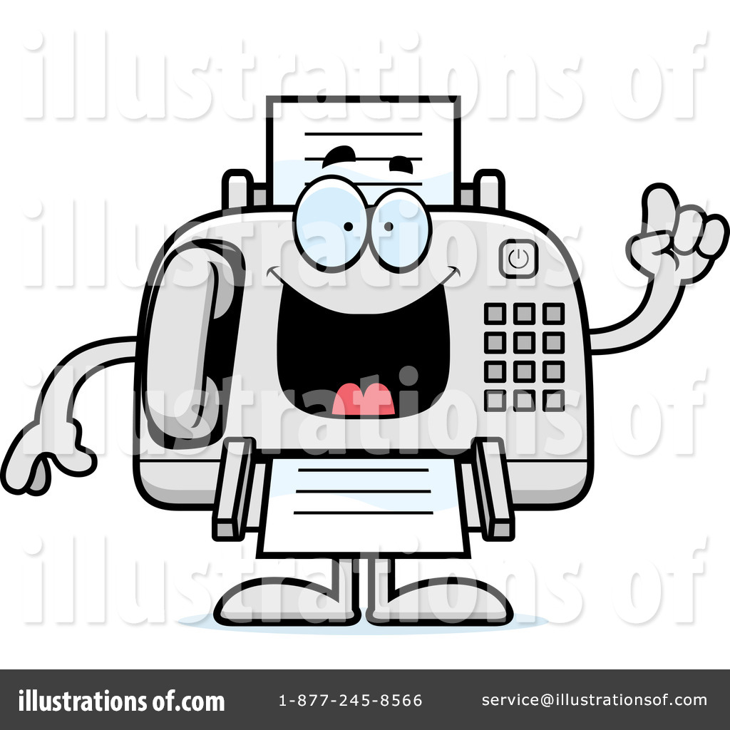 Fax machine clipart 1204485 illustration by cory thoman royalty free rf fax machine clipart illustration by cory thoman stock sample sciox Gallery