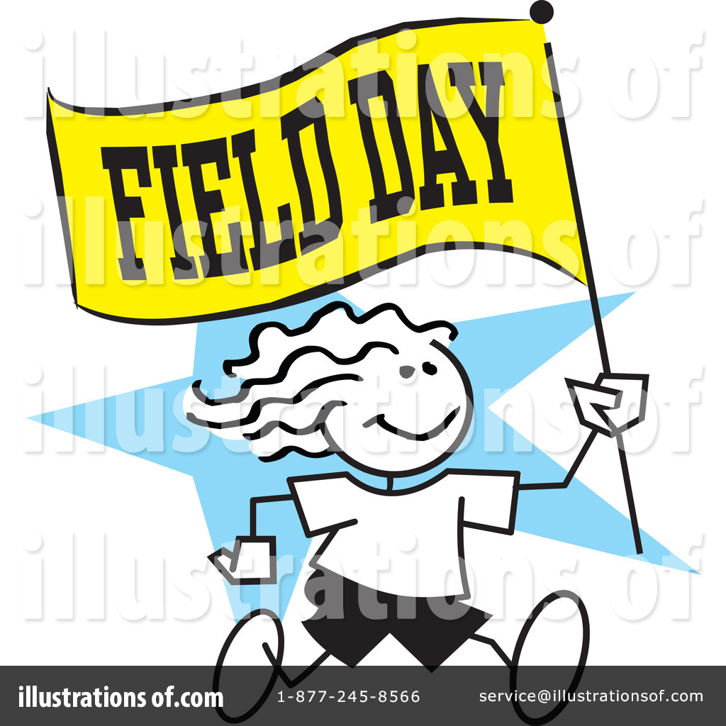 field day clipart 1109068 illustration by johnny sajem rh illustrationsof com field day clipart field day clipart images